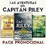 PACK PROMO Las aventuras del Capitán Riley: Capitán Riley+Tinieblas+Tierra de nadie.