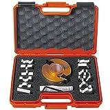CMT porte outils toupie + 12 jeux de fers 40 mm