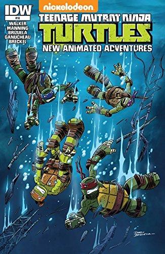 Teenage Mutant Ninja Turtles: New Animated Adventures #18 ...