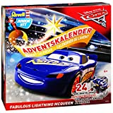 Revell Cars Lightning McQueen Fabulous Adventskalender Junior Kit