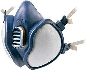 3M Atemschutzmaske 4251 FFA1P2D, EN-Sicherheit zertifiziert