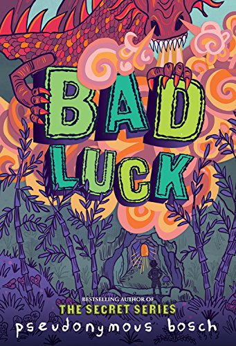 Preisvergleich Produktbild Bad Luck (The Bad Books,  Band 2)