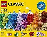 LEGO Classic - Ladrillos, ladrillos, ladrillos (10717)