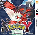 #4: Pokemon Y (Nintendo 3DS) (NTSC)