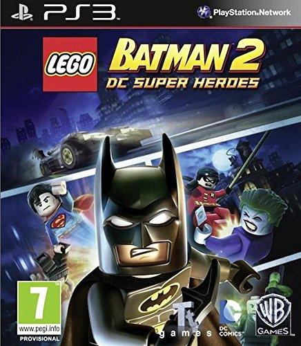 Lego Batman 2 : DC Super Heroes (PS3) (New) (Lego Super Hero, Ps3)