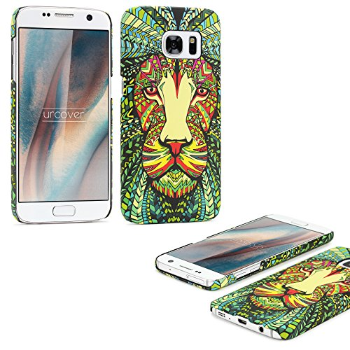 urcoverr-apple-iphone-7-forest-king-schutz-hulle-design-lowe-muster-polycarbonat-back-case-cover-sma