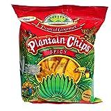 10x85g Spicy TG Kochbananen Plantain Chips spicy