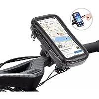 GIMIRO Support de téléphone portable étanche - Rotation à 360° - Pour vélo
