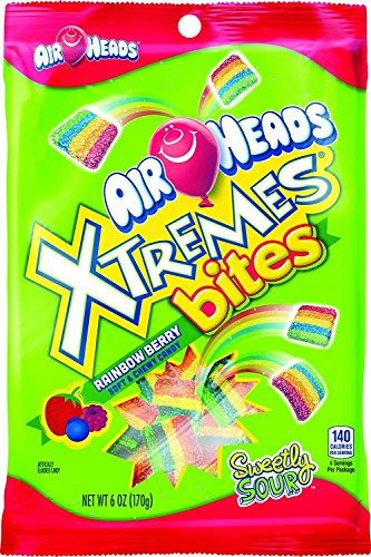 Air Heads Xtreme beißt Rainbow Berry - Xtreme Berry