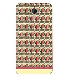 PrintDhaba Pattern D-1548 Back Case Cover for LETV (LE ECO) LE 1 PRO (Multi-Coloured)
