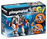 Playmobil 9251 - Robot Agent T E C ' s Mech, figura de juguete para niños, Multicolor, 30cm