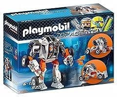 Idea Regalo - Playmobil 9251 - Mech Trasformabile Con Agente T