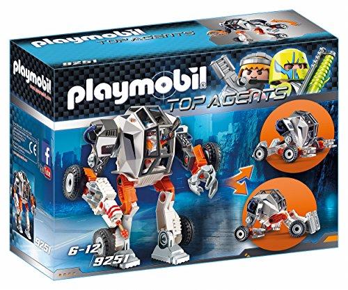 Playmobil 9251 - Robot Agent T E C ' s Mech