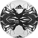 adidas Stabil Replique - Ballon de Handball, Couleur Blanc/Noir, Taille 1