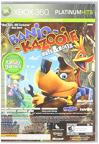 Banjo-Kazooie Schrauben und Muttern + Viva Pinata (Platinum Family Hits)