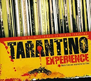 Tarantino Experience - Music from and inspired by his films [Import anglais]