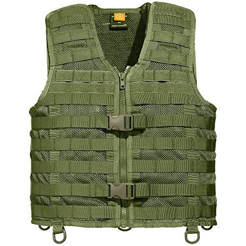 Pentagon Thorax 2.0 MOLLE Gilet Tactique Olive