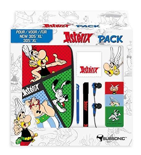 Subsonic -Zubehörpaket für Nintendo New 2DS XL und New 3DSXL - Asterix und Obelix