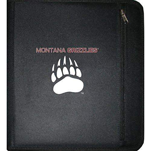 cr-gibson-3-ring-zipper-binder-montana-grizzlies-c949829wm