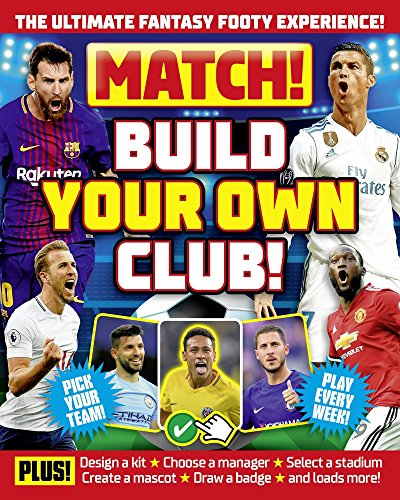Match! Build Your Own Club -