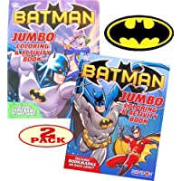 Amazon.co.uk: Batman - Colouring Books & Pads / Arts & Crafts ...