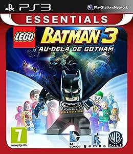 Lego Batman 3: Beyond Gotham Essentials