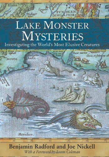 Lake Monster Mysteries: Investigating the World's Most