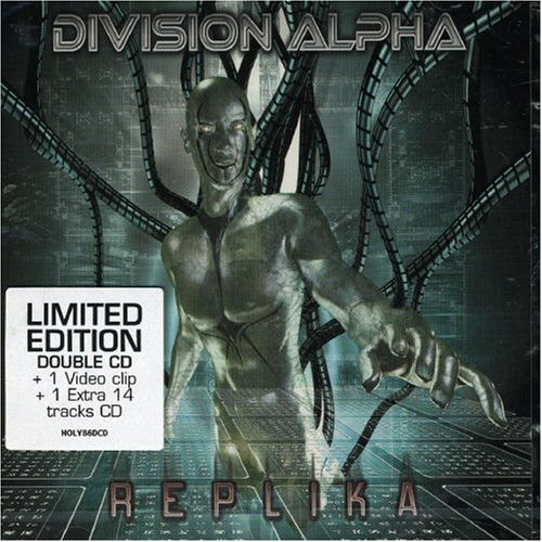 Replika [With Bonus CD] by Division Alpha (2007-02-19)