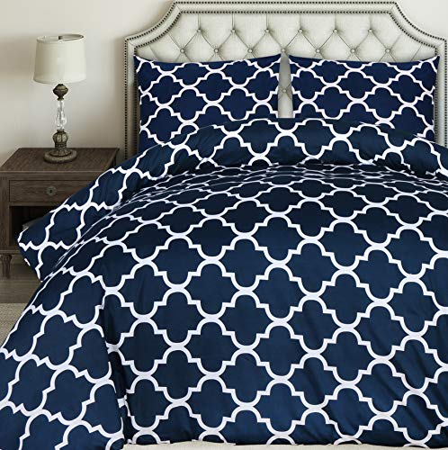 Utopia Bedding Printed Duvet Cov...