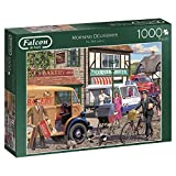 Falcon de luxe 11217 Morning Deliveries Jigsaw Puzzle