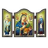 NKlaus 1400 Mutter von Immerwährenden Hilfe Ikone Strastnaja Vsepomogajushhaja