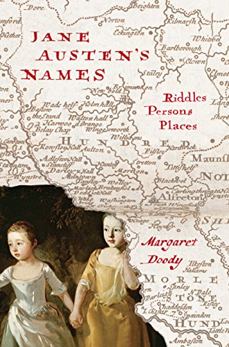 Jane Austen's Names: Riddles, Persons, Places (English Edition)