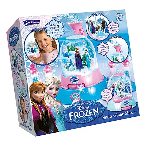 (Disney Frozen Snow Globe Maker)