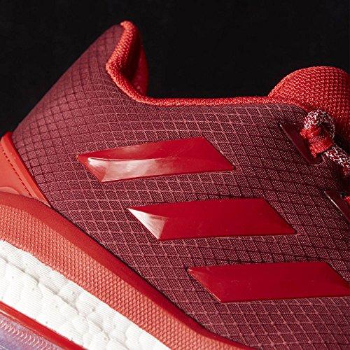 factory price 5d692 a2045 ... adidas D Rose Englewood Boost, Espadrilles de Basket-Ball Homme Rouge -  Rojo (