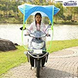 #10: innerbit Bike and Scooter Sun Canopy Umbrella Wind Proof and Water Resistance Umbrella