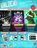 Unlock! is a cooperative card game inspired by escape rooms that uses a simple system which allows you to search scenes, combine objects, and solve riddles. Play Unlock! to embark on great adventures, while seated at a table using only cards and a co...
