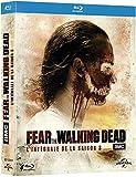 Coffret fear the walking dead, saison 3 [Edizione: Francia]