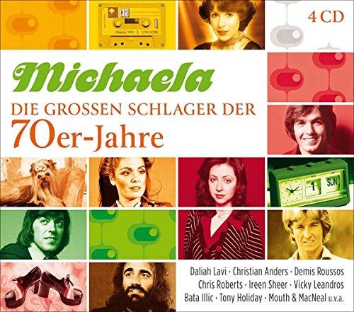 Michaela-Die Großen Schlager Der 70er-Jahre -
