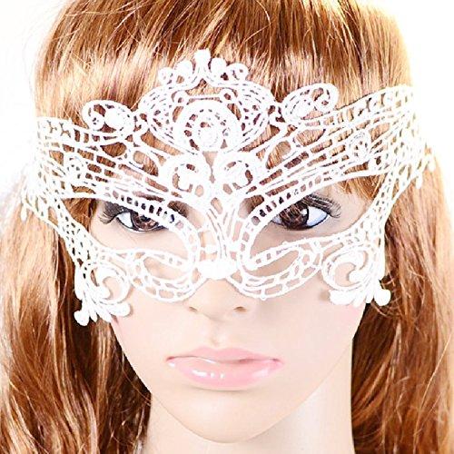 Amody Schneewittchen Sexy Lady Lace Maske für Maskerade Halloween Party Kostüm