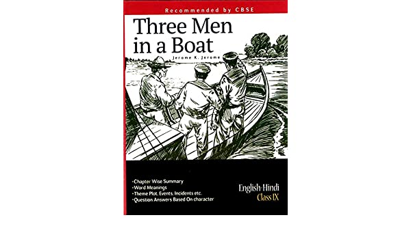 3 men in a boat questions and answers