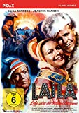 Laila - Liebe unter der Mitternachtssonne / Abenteuerfilm mit Erika Remberg und Joachim Hansen (Pidax Film-Klassiker)