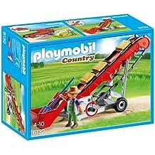 Playmobil 6132 - Nastro Trasportatore Fieno - Motore Manovella