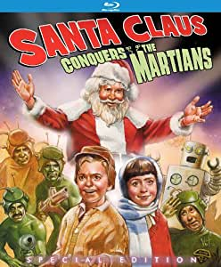 Santa Claus Conquers the Martains [1964] [Blu-ray] [US Import]