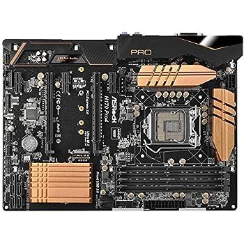 Asrock H170 PRO4 Motherboard (ATX, DDR4)