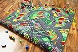 Straßenteppich Beidseitig Little Village Metropolis, Größe:100x165 cm