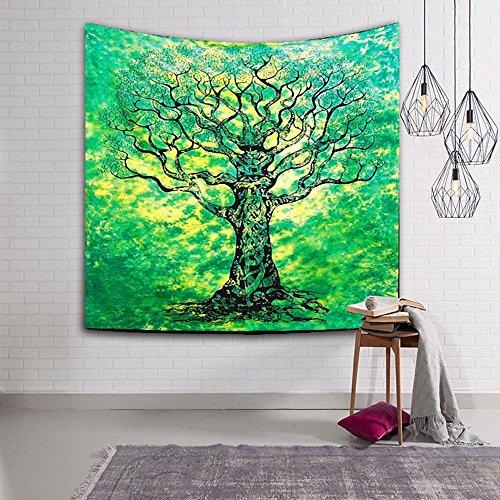 Badezimmer-dekor-teppich Rustikale (Wand-Dekor Polyester Moderne Rustikal Wandkunst,Wandteppiche , 002 , 200x150cm)