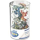 Papo 33016 Mini Knights (Tube, 12 pcs) Figurines, Multicolour