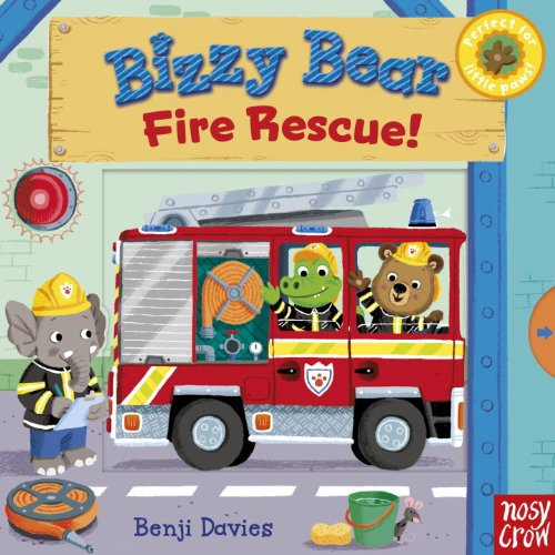 BIZZY BEAR FIRE RESCUE