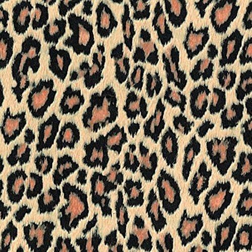 Klebefolie - Möbelfolie - Leopard - Des. Wildlife - 45 x 200 cm - Dekorfolie (Leopard-folie)