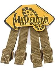 Maxpedition 3 \ TacTie 4 -Pack bandoulière kaki